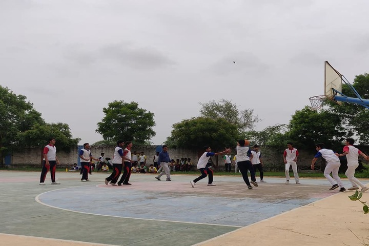 Saint Joseph Public School-Basket Ball Court