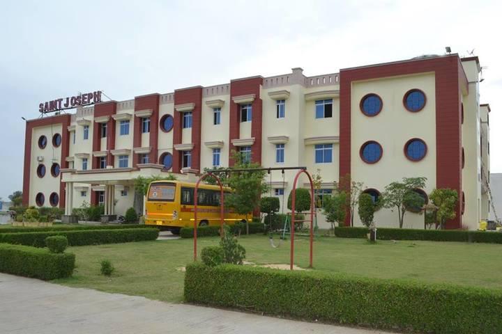 Saint Joseph Public School-Building