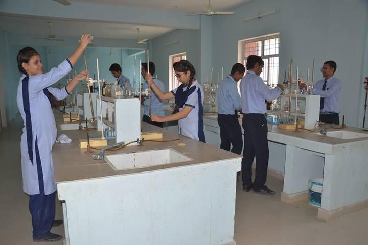 Saint Joseph Public School-Chemistry Lab
