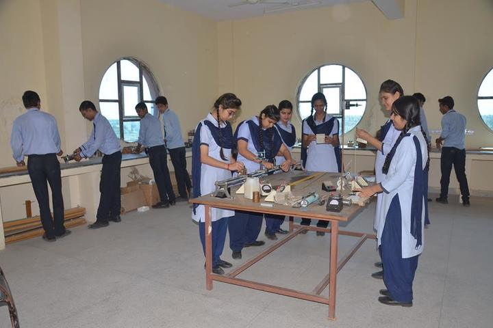 Saint Joseph Public School-Physics Lab