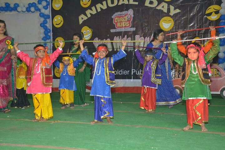 Saint Soldier Public School-Annual Day