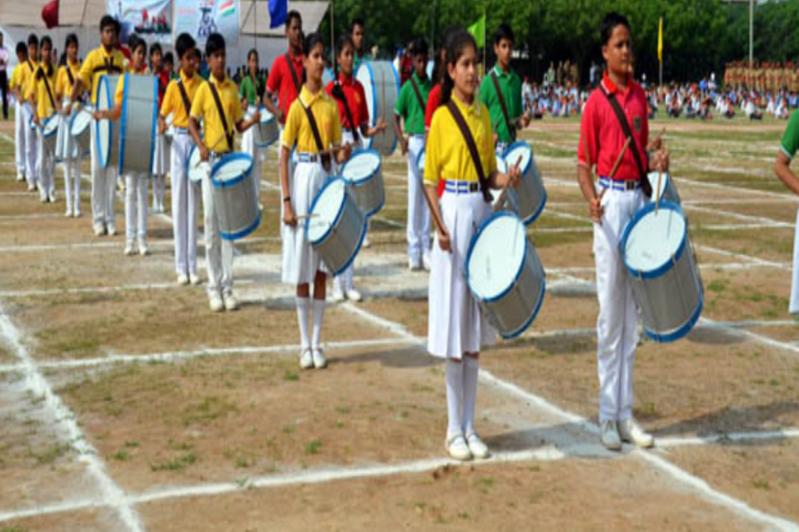 Saint Soldier Public School-Band Troop