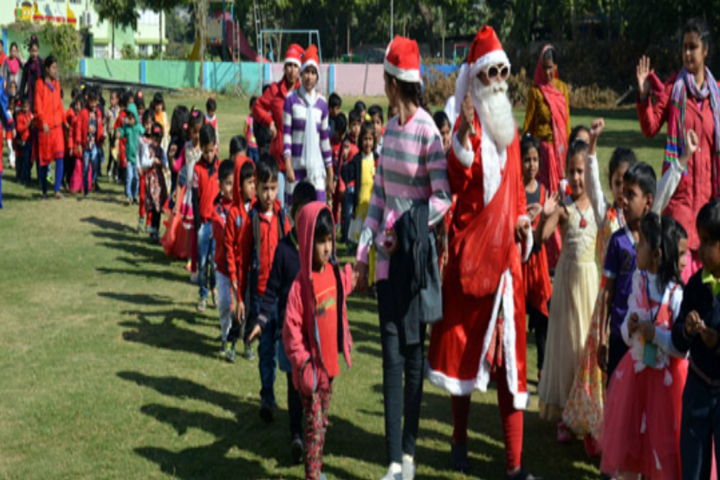 Saint Soldier Public School-Christmas Celebrations