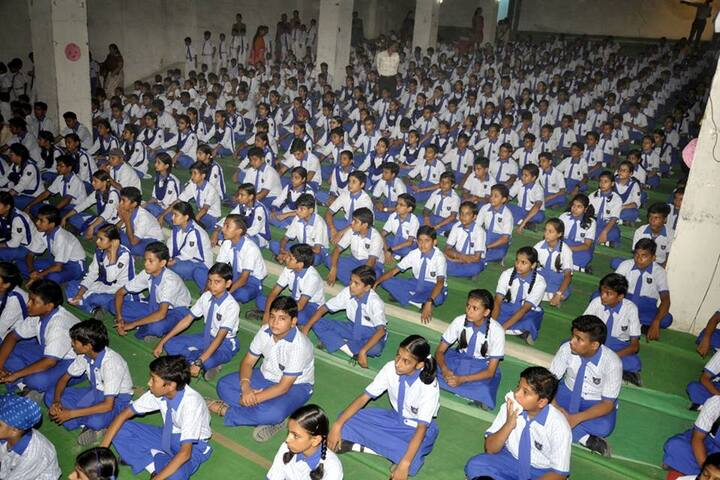 Saint Soldier Public School-Yoga