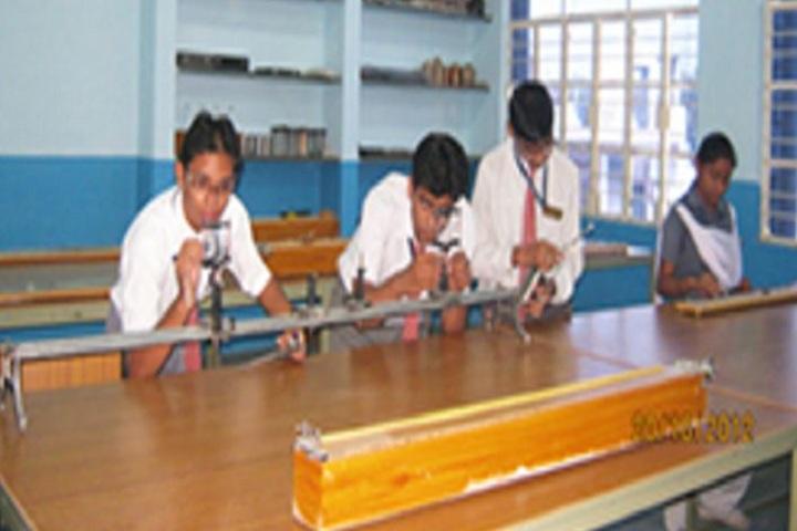 Saint Soldier Public School-Physics Labs