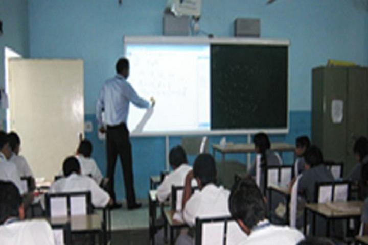 Saint Soldier Public School-Smart Classroom