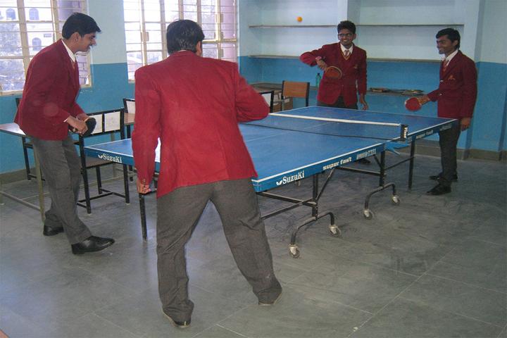 Saint Soldier Public School-Games