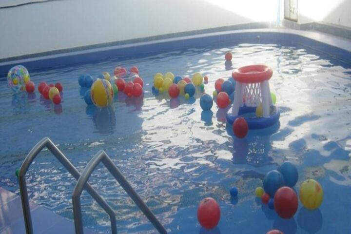Saint Soldier Public School-Swimming Pool