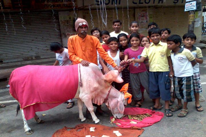 Sandeepan Academy-Cultural Activity