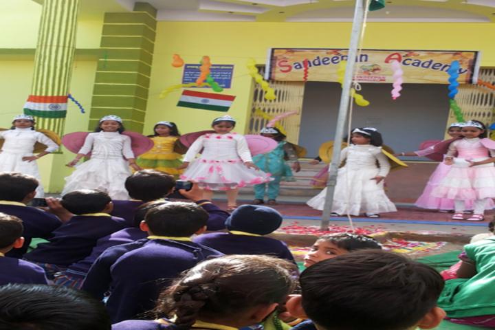 Sandeepan Academy-Cultural Programs