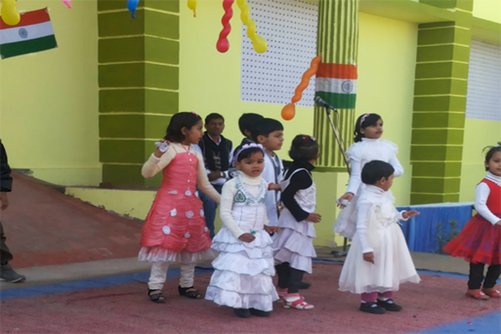 Sandeepan Academy-Fancy Dress Competition