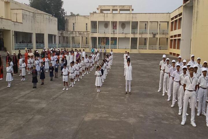 Bal Bharati Public School-Assemble Ground