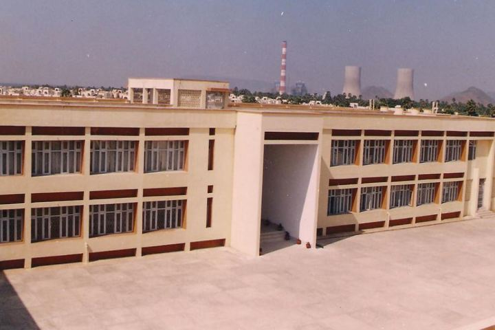 Bal Bharati Public School-Campus View