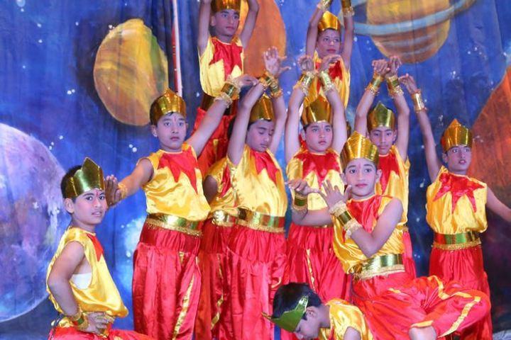 Bal Bharati Public School-Celebrations