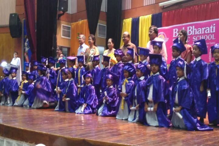 Bal Bharati Public School-Graduation Day