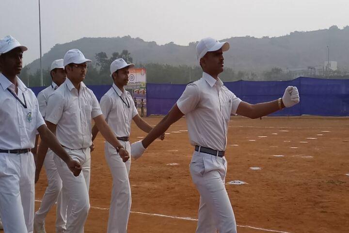 Bal Bharati Public School-March Past