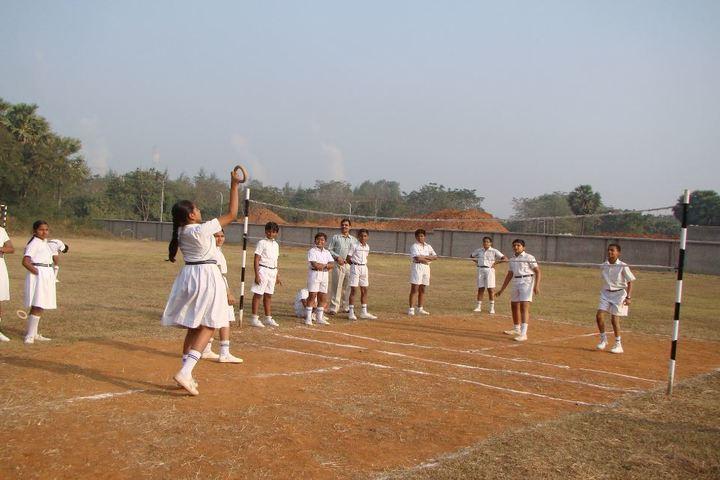 Bal Bharati Public School-Sports