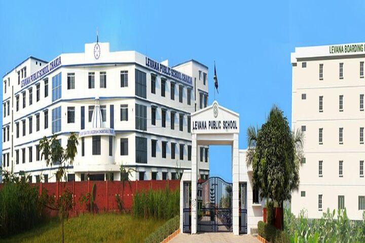 Levana Public School-Campus View