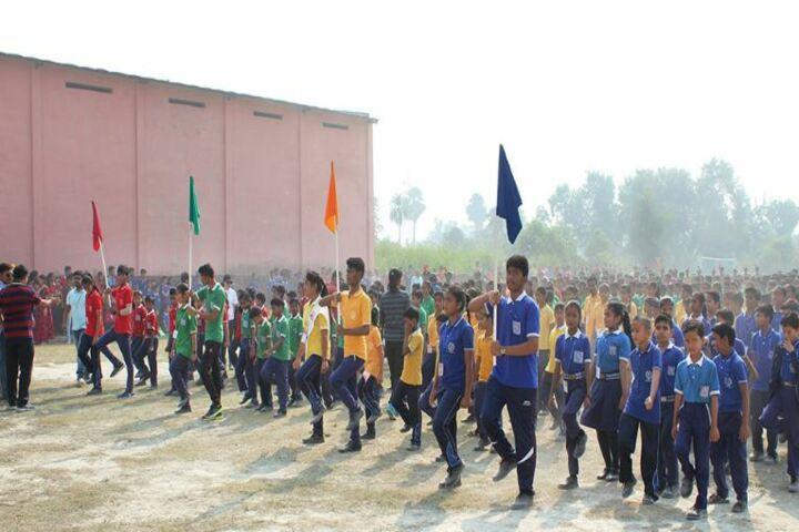 Levana Public School-Sports Day