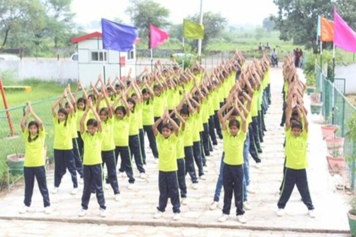 Sankalp Adademy Senior Secondary School-Activity