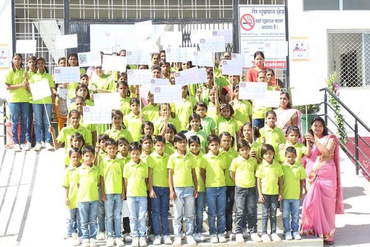 Sankalp Adademy Senior Secondary School-Activity1