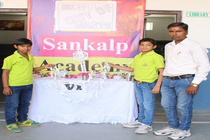 Sankalp Adademy Senior Secondary School-Activity2