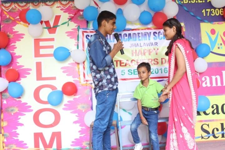 Sankalp Adademy Senior Secondary School-Drama