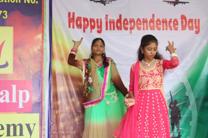 Sankalp Adademy Senior Secondary School-Independence Day