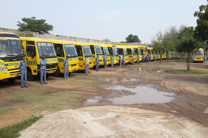 Sanskar Bharti Public School-Transport