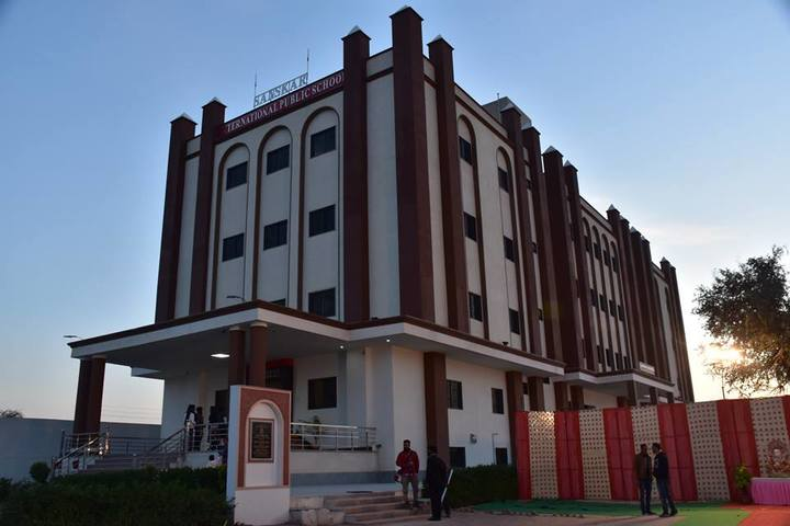 Sanskar International Public School-Building