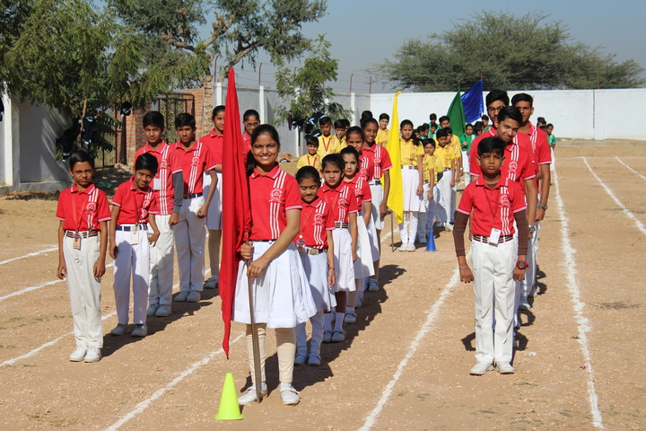 Sanskar International Public School-Sports meet
