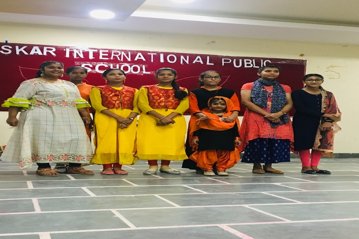 Sanskar International Public School-Vaisakhi Uthsav