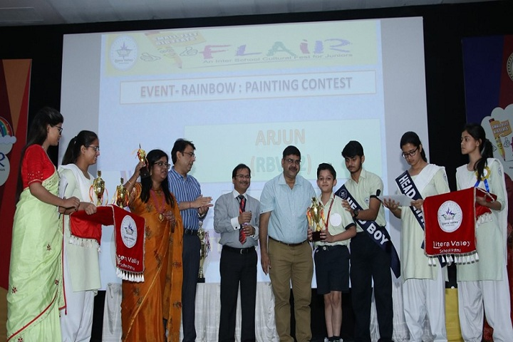Litera Valley School-Fliar Competition