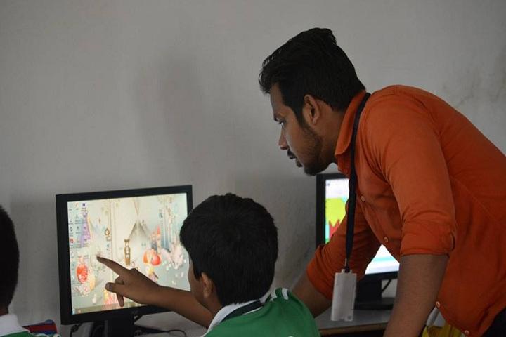 Litera Valley School-Computer Lab