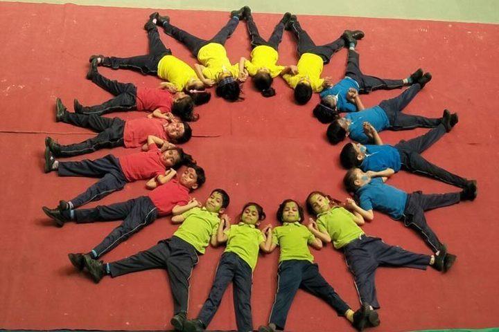 Sanskar The School-Activity
