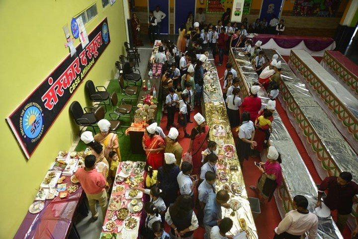 Sanskar The School-Food Fest