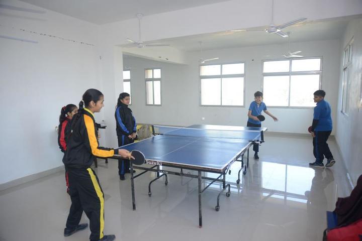 Sanskar The School-Indoor Games