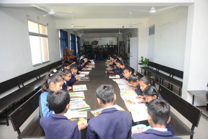 Sanskar The School-Library