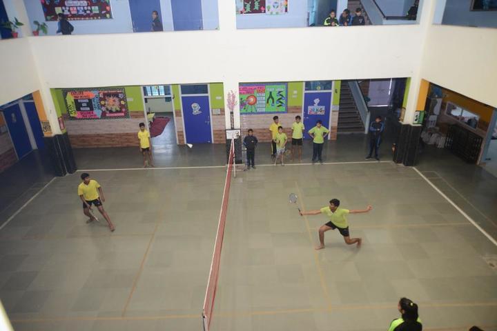 Sanskar The School-Sports