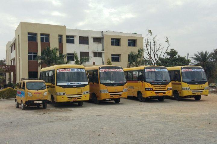 Sanskar The School-Transportation