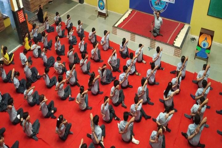 Sanskar The School-Yoga