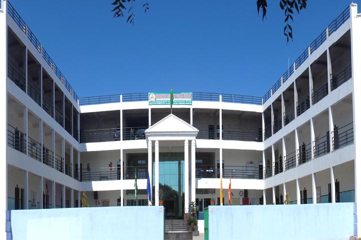 Saraswati Modern Public School-Building