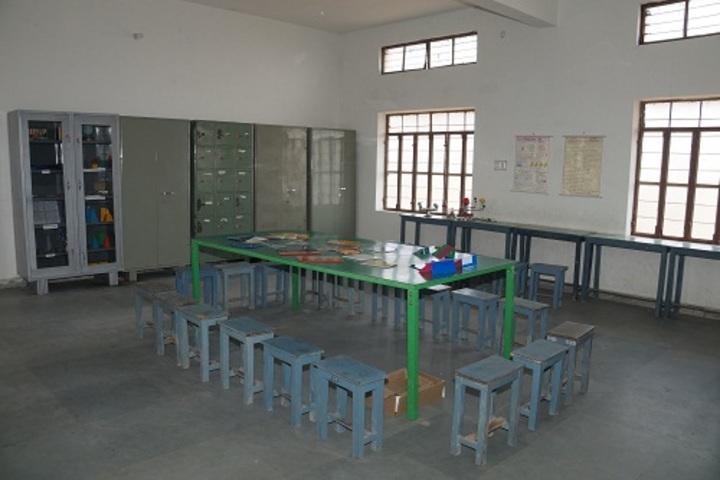 Saraswati Modern Public School-Maths Lab