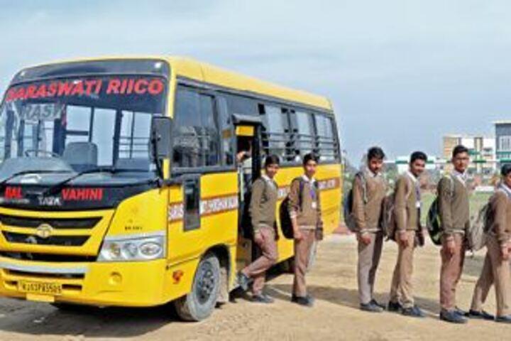 Saraswati Shikshan Sadan Convent School-Transportation