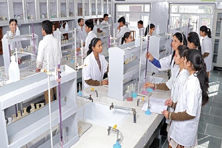 Saraswati Shikshan Sadan Convent School-Chemistry Lab