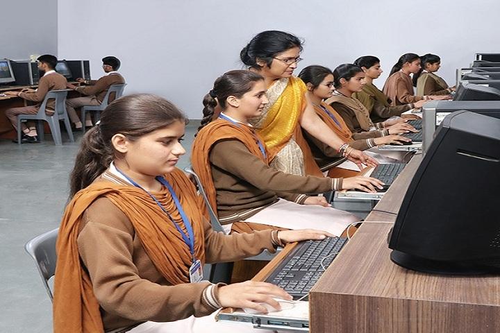 Saraswati Shikshan Sadan Convent School-Computer Lab