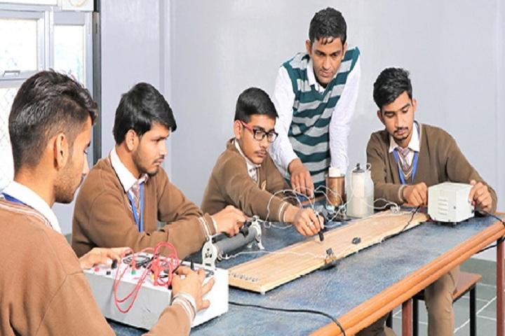 Saraswati Shikshan Sadan Convent School-Physics Lab