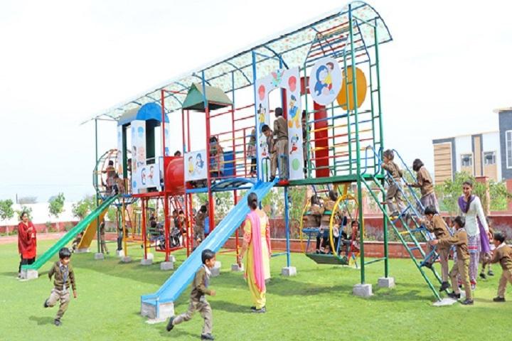 Saraswati Shikshan Sadan Convent School-Play Area