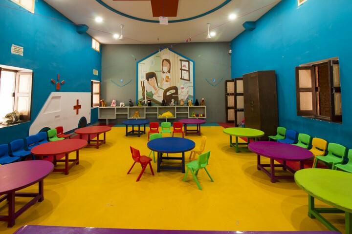 Sardar Doon Public School-Activity Room