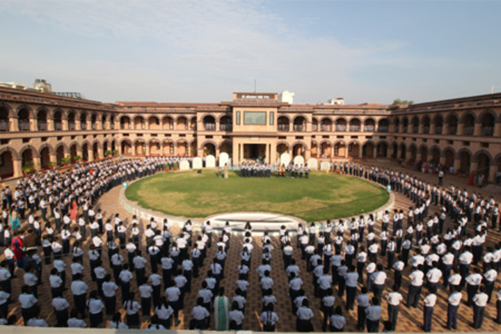Sardar Doon Public School-Assembly